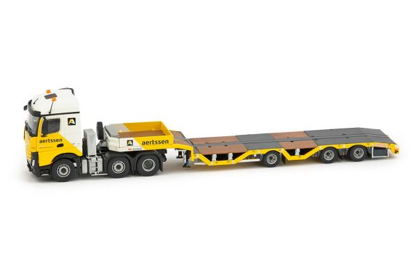 IMC Models 1/50scale Aertssen Mercedes Actros StreamSpace 6x2 with Nooteboom OSDS44-03 WEB  [No.IMC320027]