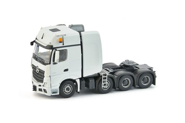 IMC Models 1/50scale Mercedes-Benz Actros 2 Giga Space 8×4 White series  [No.IMC330022]