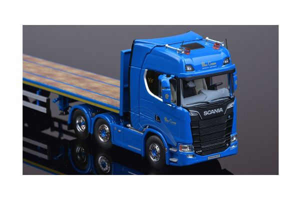IMC Models 1/50scale Scania New S-Series Highline 6x2 & Flatbed 3 axle