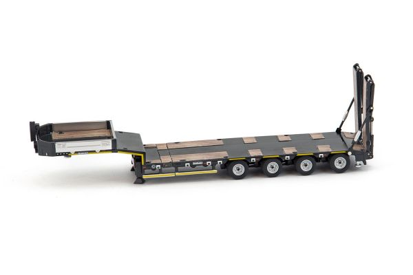 IMC Models 1/50scale Premium Series Goldhofer 4 axle semi low loader  [No.IMC330080]