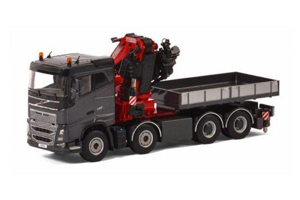 IMC Models 1/50scale Volvo FH 4 Sleeper Cab 8 × 4 Fassi F1100RA Crane & Ballast Box w/Truck  [No.IMCF-3]