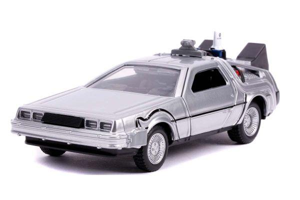 JADA TOYS 1/32scale Back to the Future Part II Time Machine (Delorian)  [No.JADA30541]