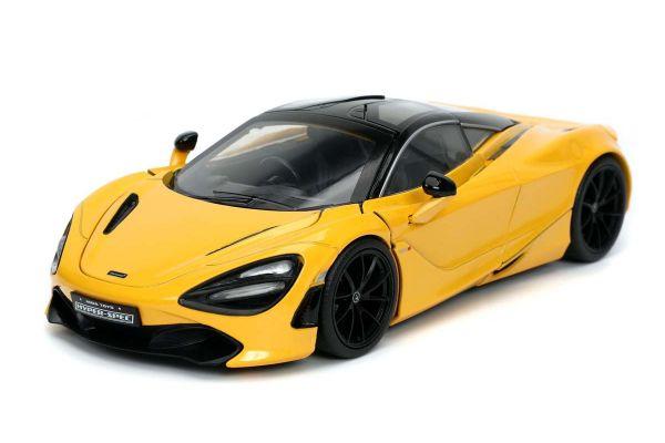 JADA TOYS 1/24scale 2018 McLaren 720s Yellow  [No.JADA32280]