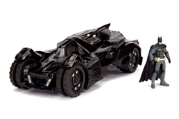 JADA TOYS 1/24scale Batmobile 2015 with Batman figure (Batman Arkham Knight)  [No.JADA98037]