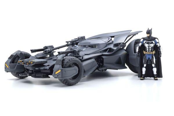 JADA TOYS 1/24scale Batmobile (Justice League) Batman with figure  [No.JADA99232]