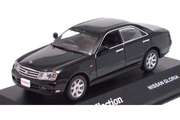 J-COLLECTION 1/43scale Nissan Gloria Black [No.JC02004BK]