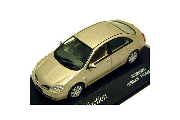 J-COLLECTION 1/43scale Nissan Primera Gold [No.JC09009G]