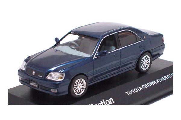 J-COLLECTION 1/43scale Toyota Crown Athlete V Dark Blue Mica [No.JC10028AB]