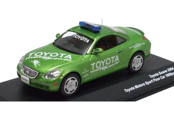 J-COLLECTION 1/43scale Toyota Soarer 2004