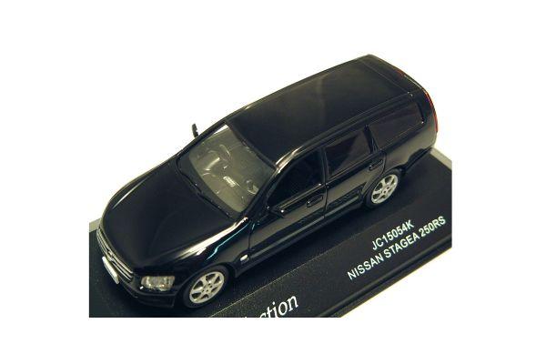 J-COLLECTION 1/43scale Nissan Stagea 250RS Four Super Black [No.JC15054K]