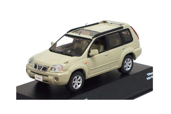 J-COLLECTION 1/43scale Nissan X-TRAIL GT 2005 Ash Khaki [No.JC19076AK]