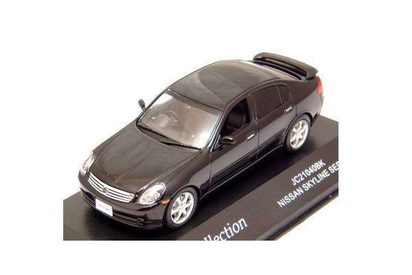 J-COLLECTION 1/43scale Nissan Skyline Sedan 300GT Super Black [No.JC21040BK]
