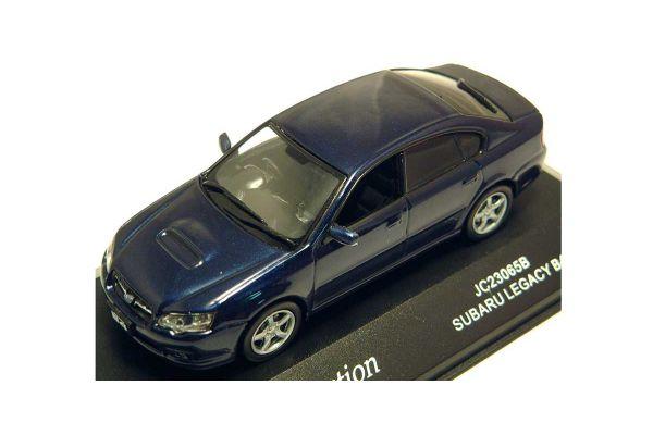 J-COLLECTION 1/43scale Subaru Legacy B4 Regal Blue [No.JC23065B]