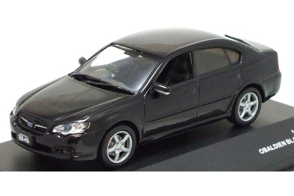 J-COLLECTION 1/43scale Subaru Legacy B4 2.0R 2005 Black Pearl [No.JC23066BK]