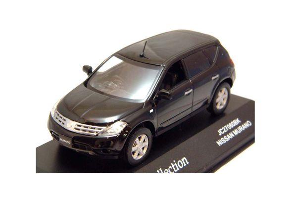 J-COLLECTION 1/43scale Nissan Murano Black [No.JC27080BK]