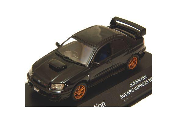 J-COLLECTION 1/43scale Subaru Impreza WRX Sti Black [No.JC29087BK]