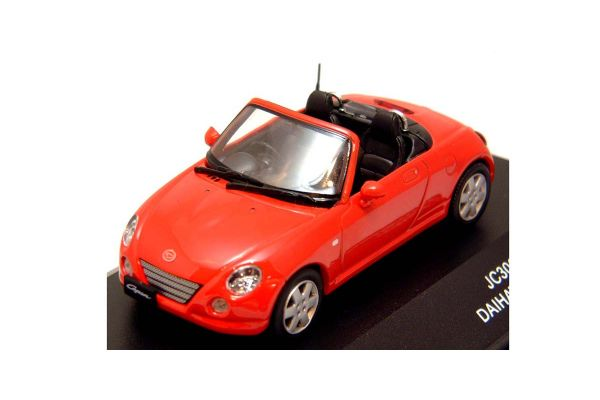 J-COLLECTION 1/43scale Daihatsu Copen Red [No.JC30088R]
