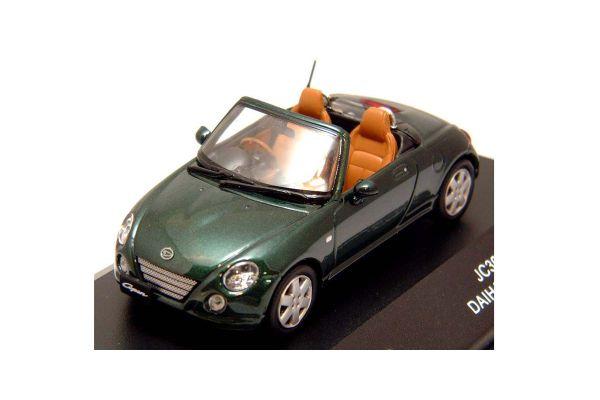 J-COLLECTION 1/43scale Daihatsu Copen Green [No.JC30089G]