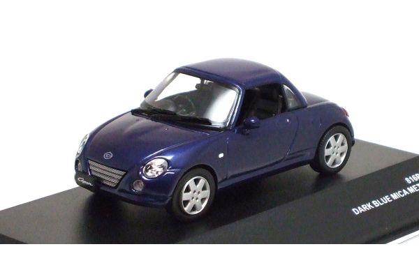 J-COLLECTION 1/43scale Daihatsu Copen (Close Roof) Dark Blue Mica Metallic [No.JC30092BL]