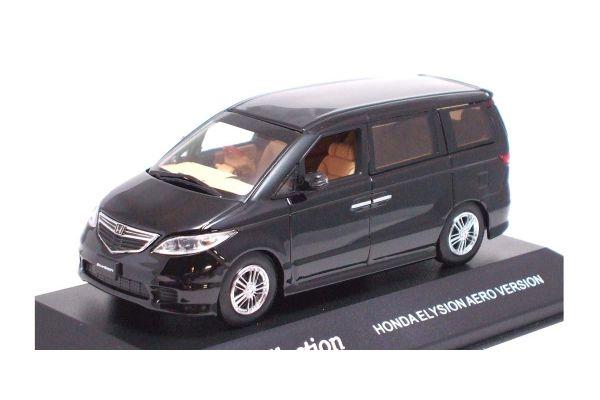 J-COLLECTION 1/43scale Honda Elysion Aero Package Black [No.JC32002BK]