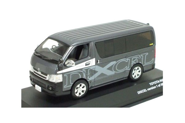 J-COLLECTION 1/43scale TOYOTA HIACE