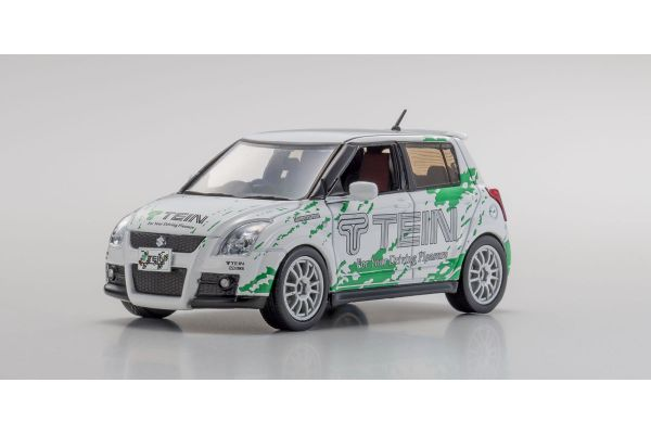 J-COLLECTION 1/43scale SUZUKI SWIFT TEIN VERSION  [No.JC44009TE]