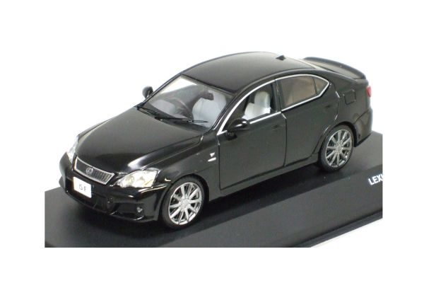 J-COLLECTION 1/43scale LEXUS IS F 2008 Black [No.JC49006BK]