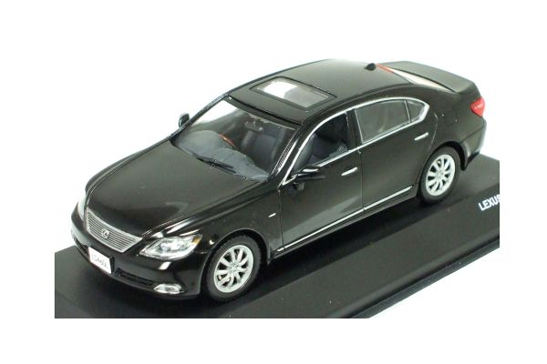 J-COLLECTION 1/43scale LEXUS LS460L Black [No.JC52503BK]