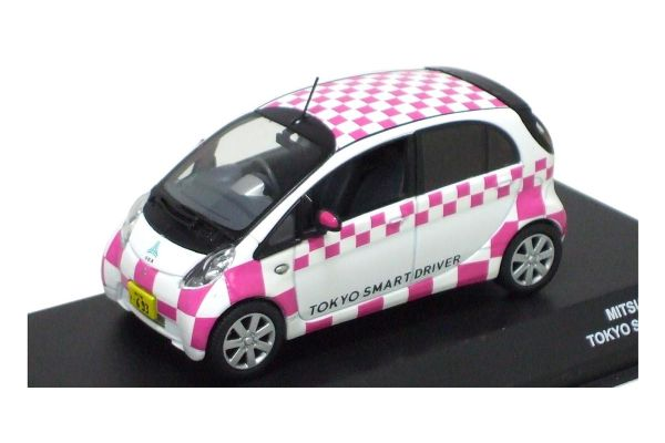 J-COLLECTION 1/43scale MITSUBISHI i-MiEV