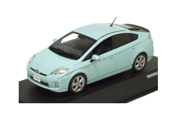 J-COLLECTION 1/43scale TOYOTA PRIUS 2009 AquaBlue Metallic [No.JC61005BL]