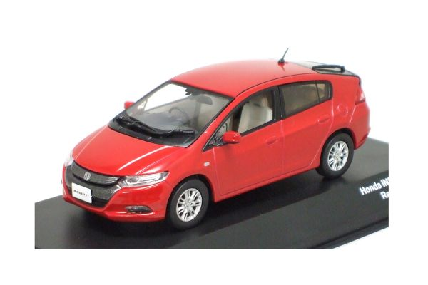 J-COLLECTION 1/43scale HONDA INSIGHT 2009 Red [No.JC62001RD]