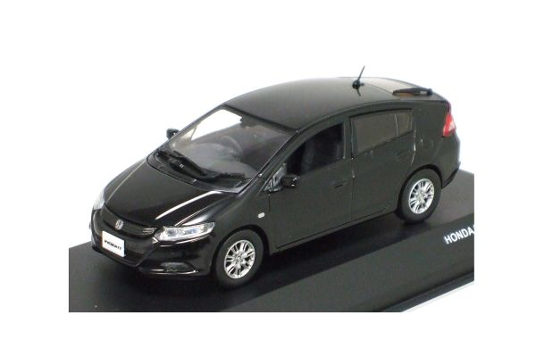 J-COLLECTION 1/43scale HONDA INSIGHT 2009 Black Pearl [No.JC62004BK]