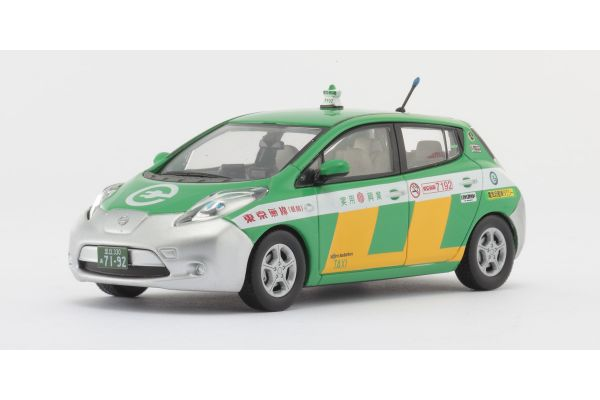 J-COLLECTION 1/43scale NISSAN LEAF