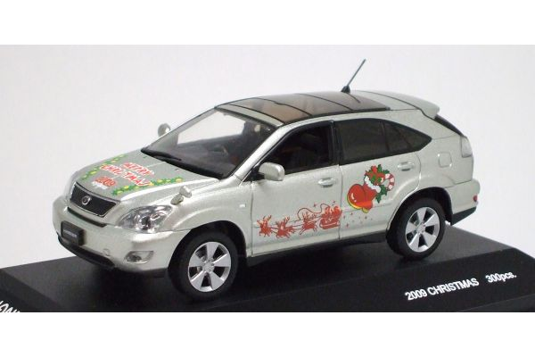 J-COLLECTION 1/43scale Toyota Harrier