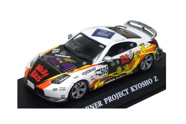 J-COLLECTION 1/43scale Werner Project KYOSHO Z