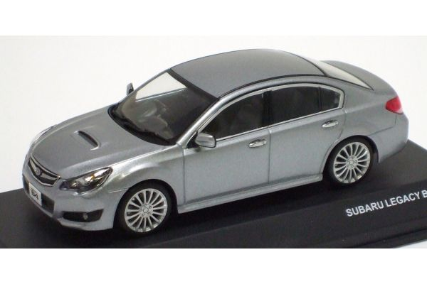 J-COLLECTION 1/43scale SUBARU LEGACY B4 2.5GT S-Package Silver [No.JCP70001S]