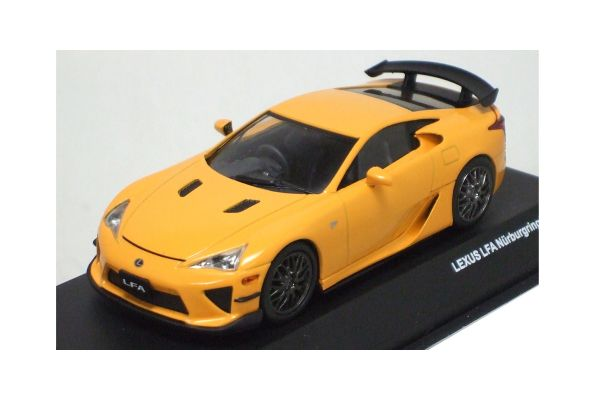 J-COLLECTION 1/43scale LEXUS LFA Nurburgring Package Orange [No.JCP71005NO]