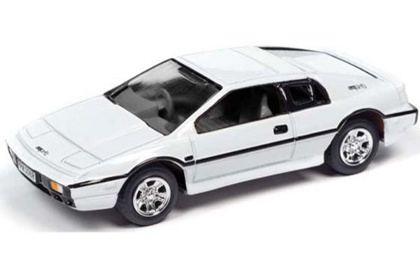 JOHNNY LIGHTNING 1/64scale 1977 James Bond Lotus Esprit