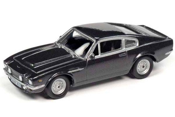 JOHNNY LIGHTNING 1/64scale James Bond 1987 Aston Martin V8 Vantage Movie