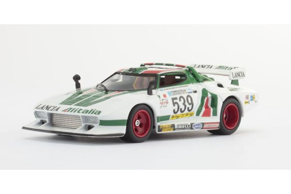 KYOSHO 1/43scale Lancia Stratos Turbo Gr.5 no.539  [No.K03141G]