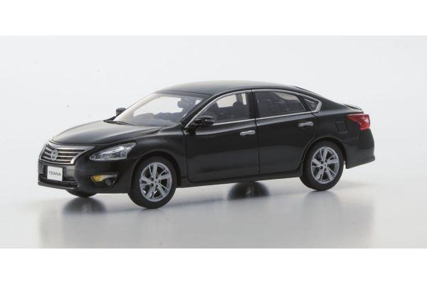 KYOSHO 1/43scale Nissan Teana Black [No.K03642B]