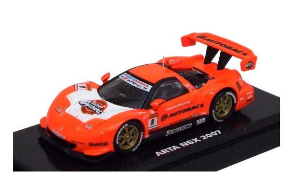 KYOSHO 1/64scale ARTA NSX SuperGT2007(D.Ito /R.Firman)  [No.K06591F]