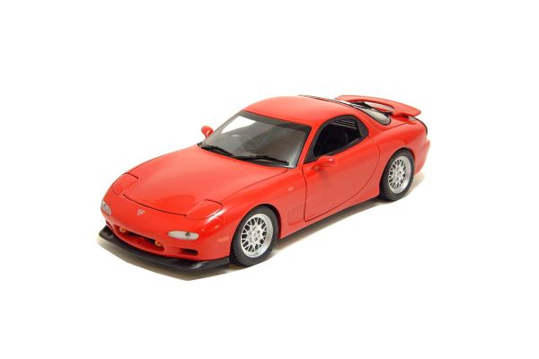KYOSHO 1/18scale MAZDA RX-7 1995 (FD3S) Red [No.K08002R]