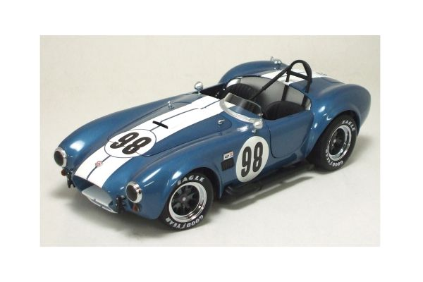 KYOSHO 1/18scale SHELBY COBRA 427S/C RACING SCREEN(No.98) BLUE [No.K08015CS]