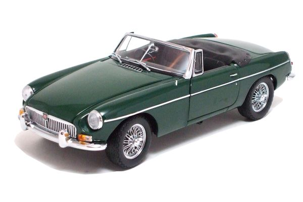 KYOSHO 1/18scale MG-B Mk-1 Green [No.K08021G]