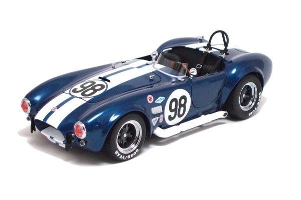 KYOSHO 1/18scale SHELBY COBRA 427S/C RACING SCREEN (No.98) Blue Metallic [No.K08046CS]