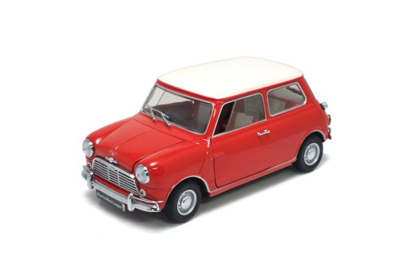 KYOSHO 1/18scale Morris Mini Cooper S Mk-1 Red [No.K08108R]