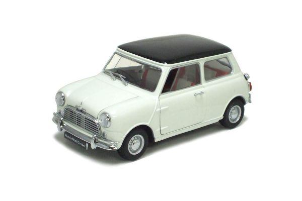 KYOSHO 1/18scale Morris Mini Cooper S Mk-1 White [No.K08108W]