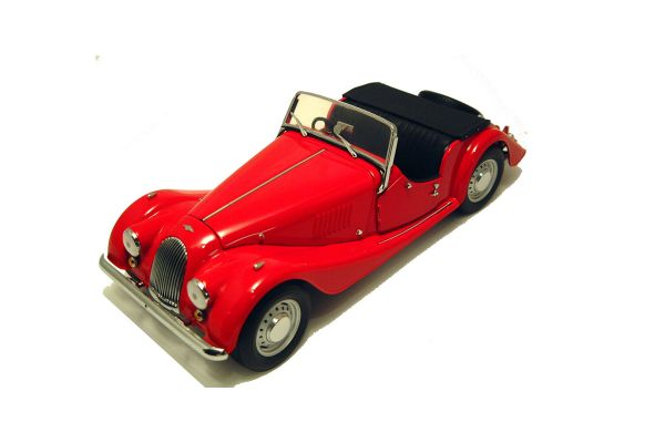KYOSHO 1/18scale MORGAN 4/4 SERIES II Red [No.K08111R]