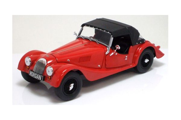 KYOSHO 1/18scale MORGAN 4/4 Sport 2008 Red [No.K08115R]